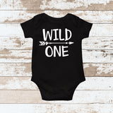 Wild ONE Black Bodysuit