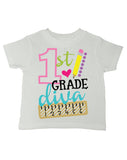 First Grade Diva T-Shirt - Kids T Shirt - UMBUH