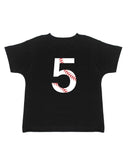 Baseball 5th Birthday T-Shirt - Kids T Shirt - UMBUH