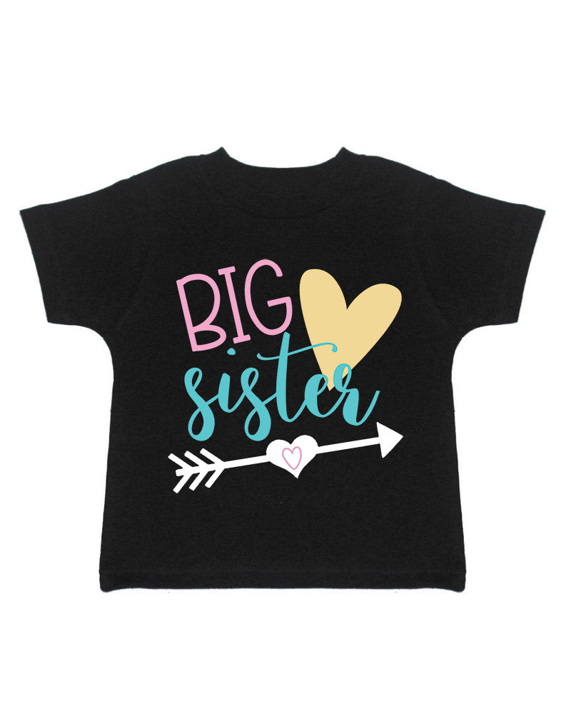 Big Sister T Shirt - Kids T Shirt - UMBUH