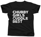 Chubby Girls Cuddle Best Shirt - Unisex Tee - UMBUH