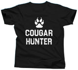Cougar Hunter T-Shirt - Unisex Tee - UMBUH