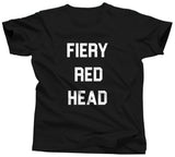 Fiery Red Head T-Shirt - Unisex Tee - UMBUH
