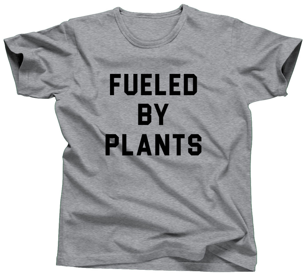 Fueled by Plants T-Shirt - Unisex Tee - UMBUH