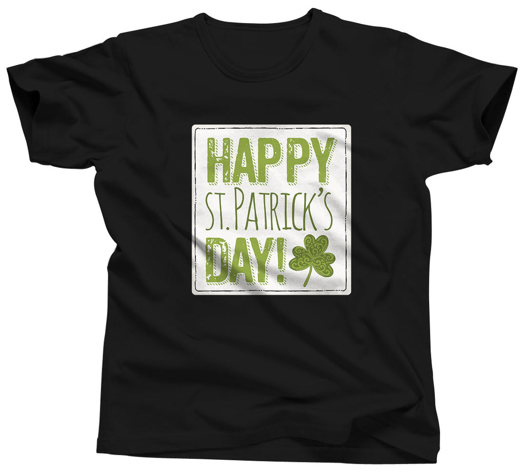 Happy St Patricks Day Shirt - Unisex Tee - UMBUH
