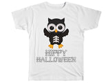 Hippy Halloween Owl T-Shirt - Kids T Shirt - UMBUH