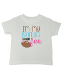 I'm My Brother's Biggest Fan T-Shirt - Kids T Shirt - UMBUH