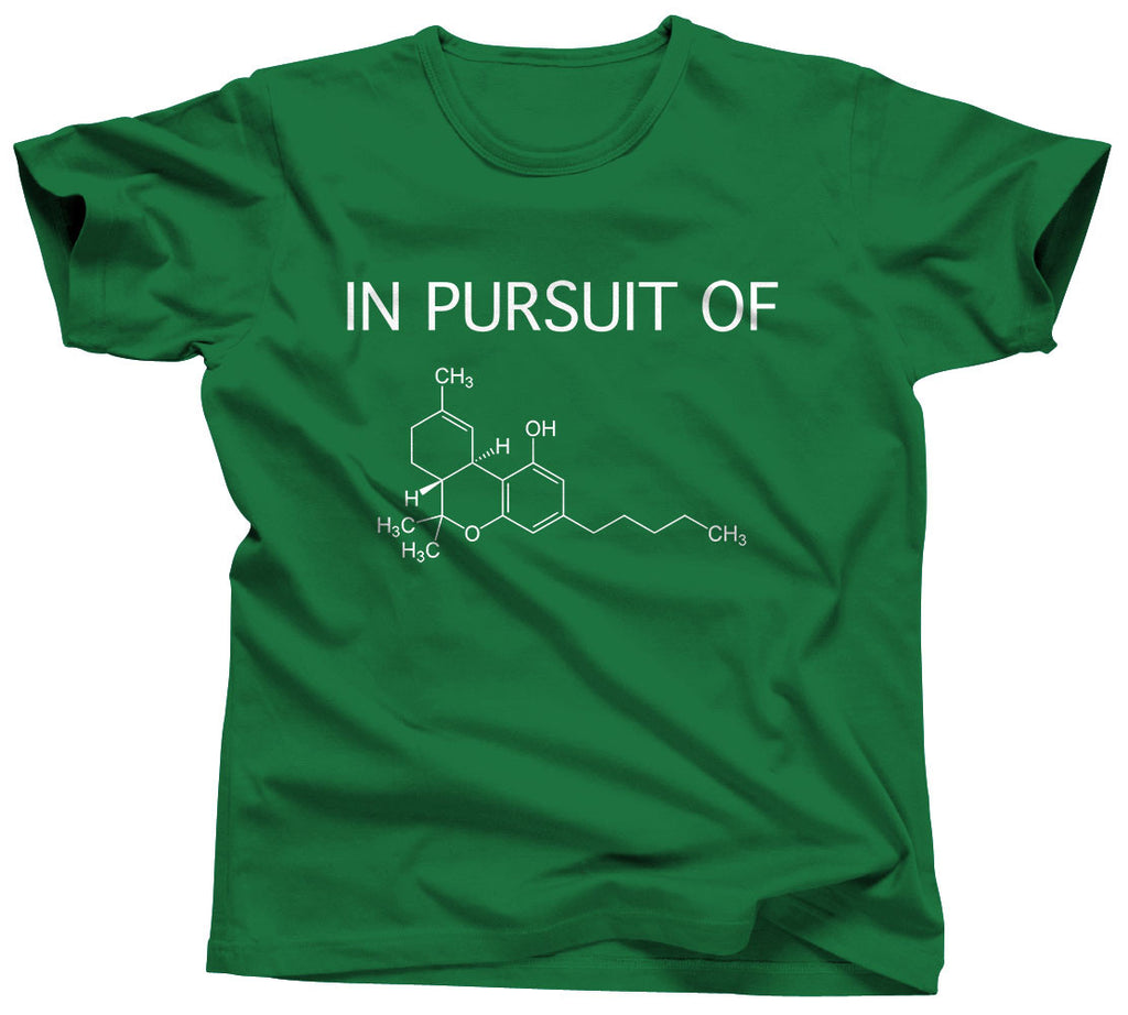 In Pursuit of THC - Unisex Tee - UMBUH