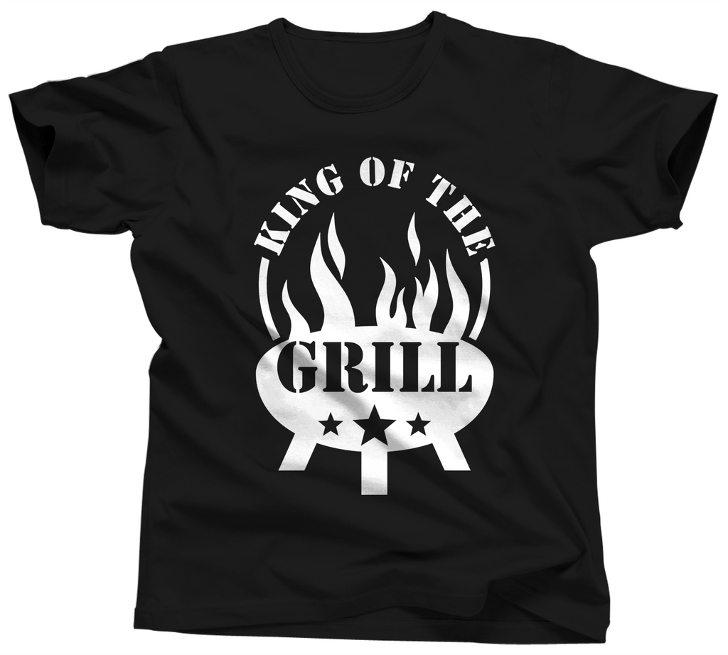 King Of The Grill Tshirt - Unisex Tee - UMBUH