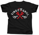 King Of The Grill Shirt - Unisex Tee - UMBUH