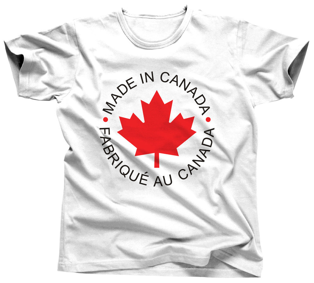 Made In Canada Shirt - Unisex Tee - UMBUH
