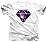 Purple Nebula Diamond Shirt - Unisex Tee - UMBUH