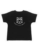 Purrfect Little Monster Halloween T-Shirt - Kids T Shirt - UMBUH