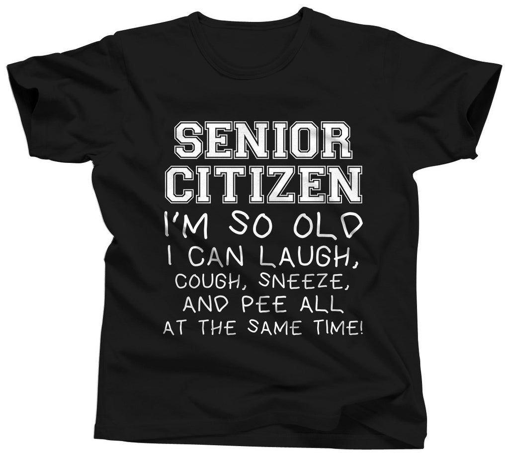 Senior Citizen T-Shirt - Unisex Tee - UMBUH