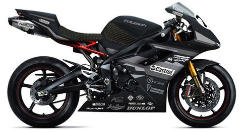 triumph carbon fiber motorcycle parts. shop online! | mdi carbonfiber
