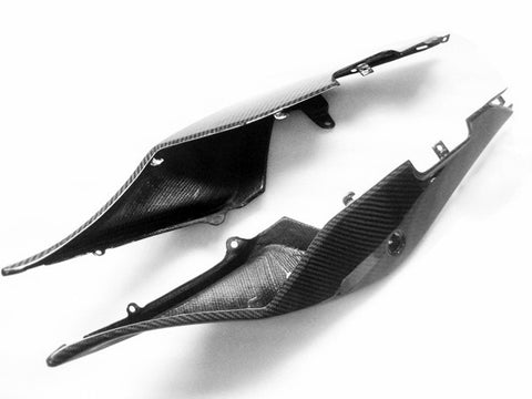 Aprilia Carbon Fiber RSV4 2009 2013 Tail fairings  - MDI CarbonFiber