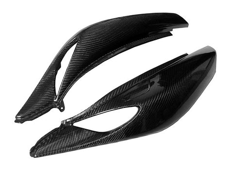 BMW Carbon Fiber R1100S Boxer Cup Seat Section  - MDI CarbonFiber