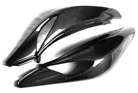 BMW Carbon Fiber R1100S Boxer Cup Side Tail Fairing  - MDI CarbonFiber - 1