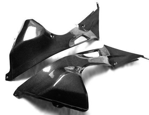 BMW Carbon Fiber S1000RR Side Tank Covers  - MDI CarbonFiber - 1