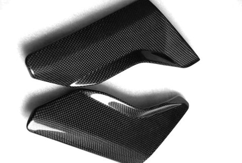 BMW Carbon Fiber R1200GS Lower Side Tank Covers Years: 2004 2005 2006 2007  - MDI CarbonFiber - 1