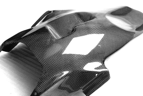 BMW Carbon Fiber Rear Guard Fits both K1200 and K1300 models  - MDI CarbonFiber - 1