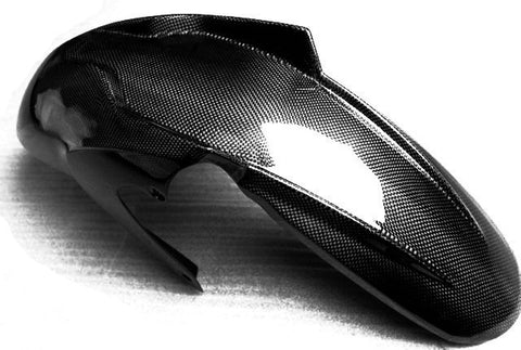 BMW Carbon Fiber Front Fender  Mudguard  Hugger , Fits K1200S model ONLY  - MDI CarbonFiber - 1