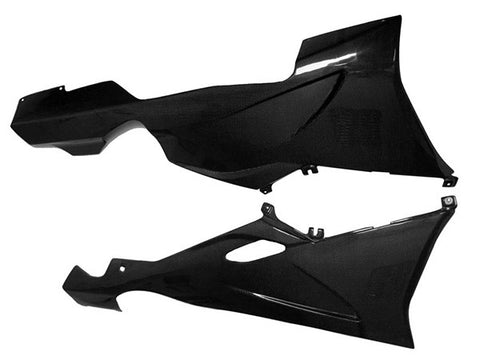 BMW Carbon Fiber K1200S K1300S Lower Fairings  - MDI CarbonFiber