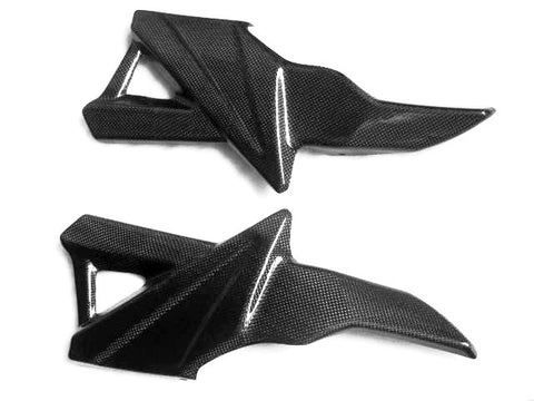 BMW Carbon Fiber K1200R K1300R side panels  - MDI CarbonFiber
