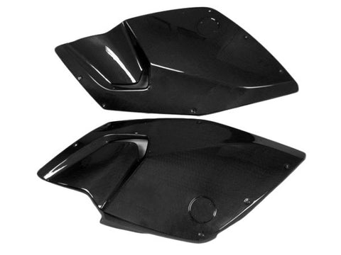 BMW Carbon Fiber K1300S Side Panels  - MDI CarbonFiber