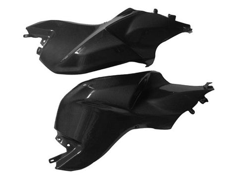 BMW Carbon Fiber K1300S Tank Body Covers  - MDI CarbonFiber