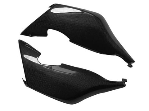 BMW Carbon Fiber K1200S K1300S Tail cowl fairings  - MDI CarbonFiber