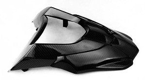 BMW G650GS Carbon Fiber Front Fairing Fender + Extension  - MDI CarbonFiber