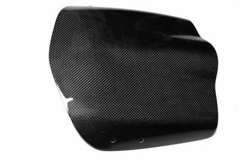 Buell Carbon Fiber Windshield fits only models XB9 and XB12  - MDI CarbonFiber