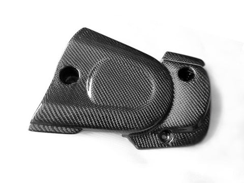 Buell Carbon Fiber 2006 2010 XB12STT and XB12Ss are different to the other models Pulley Cover  - MDI CarbonFiber