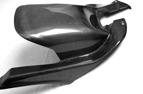 Buell Carbon Fiber Rear Fender  Mudguard  Hugger fits only models XBSS and XB12X  - MDI CarbonFiber