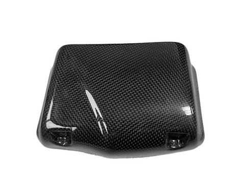 Buell Carbon Fiber XB Oiler Cooler Scoop 8 row  - MDI CarbonFiber