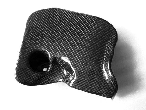 Buell Carbon Fiber 1125 Air Flow Guide  - MDI CarbonFiber