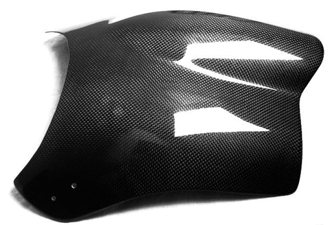 Buell Carbon Fiber S1 Windshield  - MDI CarbonFiber