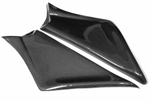 Ducati Carbon Fiber Airbox Covers Only for models 748 916 996  - MDI CarbonFiber - 1