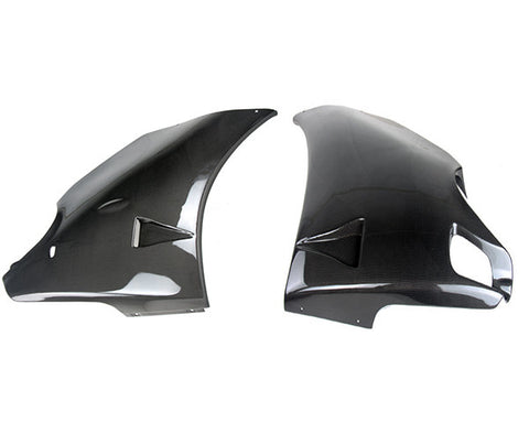 Ducati Carbon Fiber 916 996 998 Side Panels  - MDI CarbonFiber