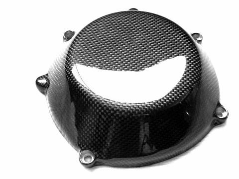 Ducati Carbon Fiber All Ducati Dry Clutch Cover  - MDI CarbonFiber - 1