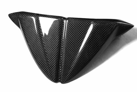 Ducati Carbon Fiber Clock Support for models 848 1098 1198  - MDI CarbonFiber - 1