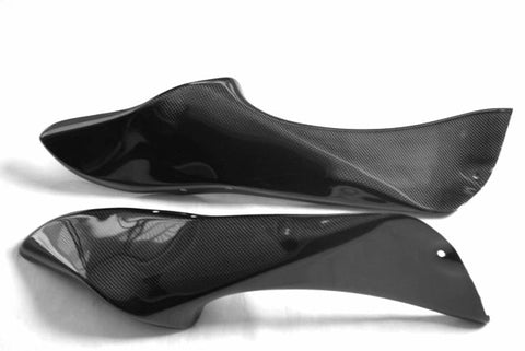 Ducati Carbon Fiber Air Covers for models 748 916 996 998  - MDI CarbonFiber - 1