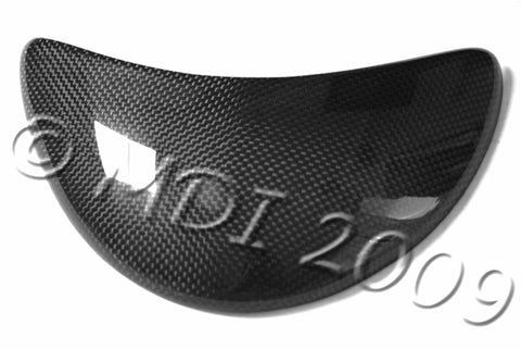 Ducati Carbon Fiber Tank Pad for both 749 999 models  - MDI CarbonFiber - 1