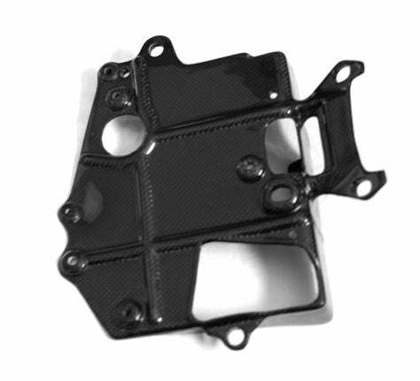 Ducati Carbon Fiber Battery Holder for 748 916 996 998 Models  - MDI CarbonFiber