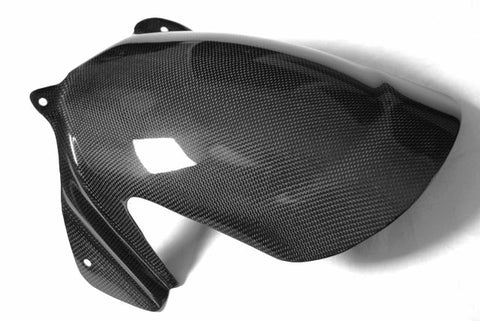 Ducati Carbon Fiber Rear Fender  Mudguard  Hugger ONLY for model 749 years: 2003 to 2004  - MDI CarbonFiber - 1