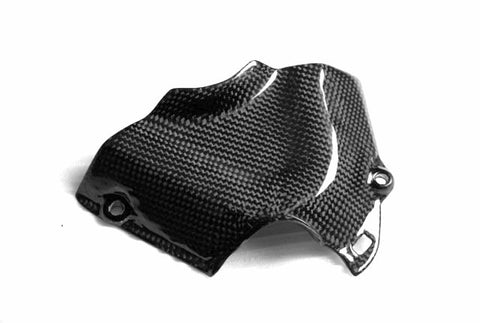 Ducati Carbon Fiber Multistrada 1200 Sprocket Cover  - MDI CarbonFiber - 1