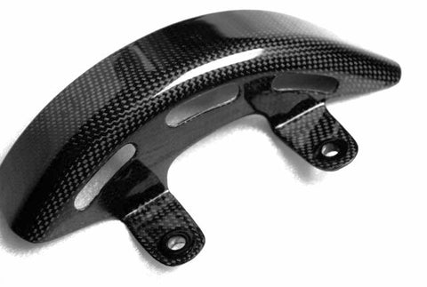Ducati Carbon Fiber Diavel Cover Chain Guard Cover  - MDI CarbonFiber - 1