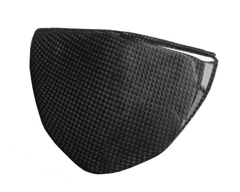 Ducati Carbon Fiber Streetfighter Instrument Cover  - MDI CarbonFiber