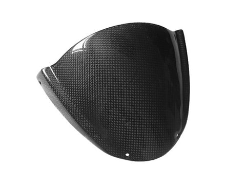 Ducati Carbon Fiber Monster 696 796 1100 Windshield 487.1.026.1B  - MDI CarbonFiber
